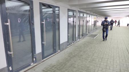 Без %! Магазины в переходе от 3м2 до 200м2 на метро Шулявская, ул, Довженко,1