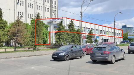 От Владельца! Магазин 1750м2 угол ул Кирилловская и ул Сырецкая