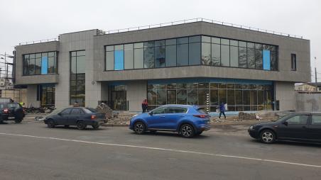 Без %! ОСЗ, Магазин / ресторан 670м2 перекресток ул Закревского / Драйзера