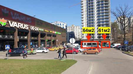 Без %! АКЦИЯ! 52м2, 61м2 и 64м2 в ЖК В1 возле VARUS, Палладина просп
