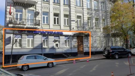 ЦЕНТР, ФАСАД, Магазин / ресторан / офис 350м2 Ярославов Вал, 38